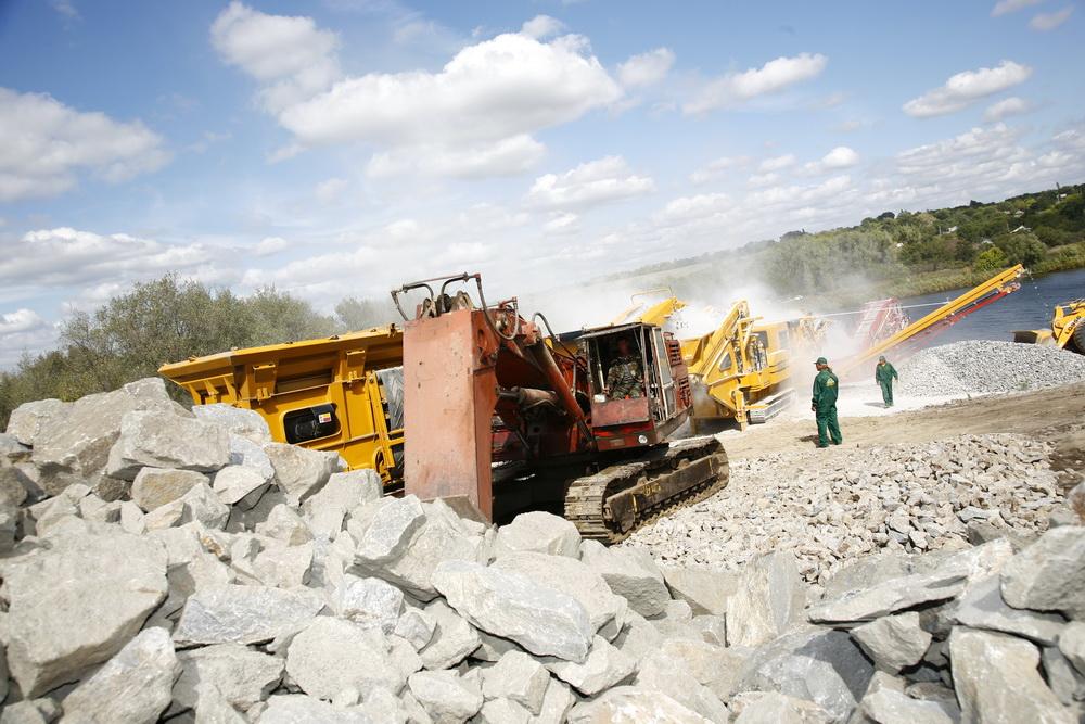 Известняковый щебень 40-70 (север города) - доска бесплатных объявлений строительство и ремонт санкт-петербург